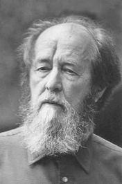 الکساندر سولژنیتسین